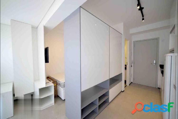 Studio para alugar com 1 quarto, 21m²