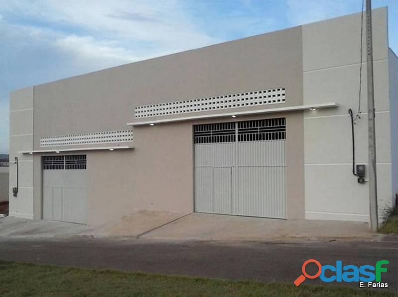 Parauapebas (pa) galpão 360 m² para locação bairro novo paraíso