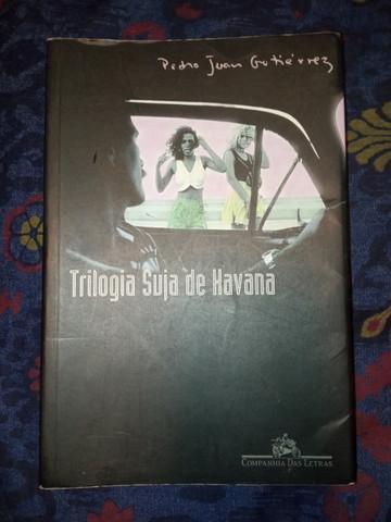 Livro trilogia suja havana
