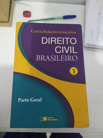 Livros direito civil