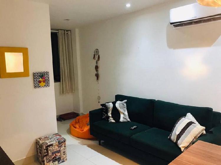 Apartamento quarto e sala no melhor ponto de copacabana!