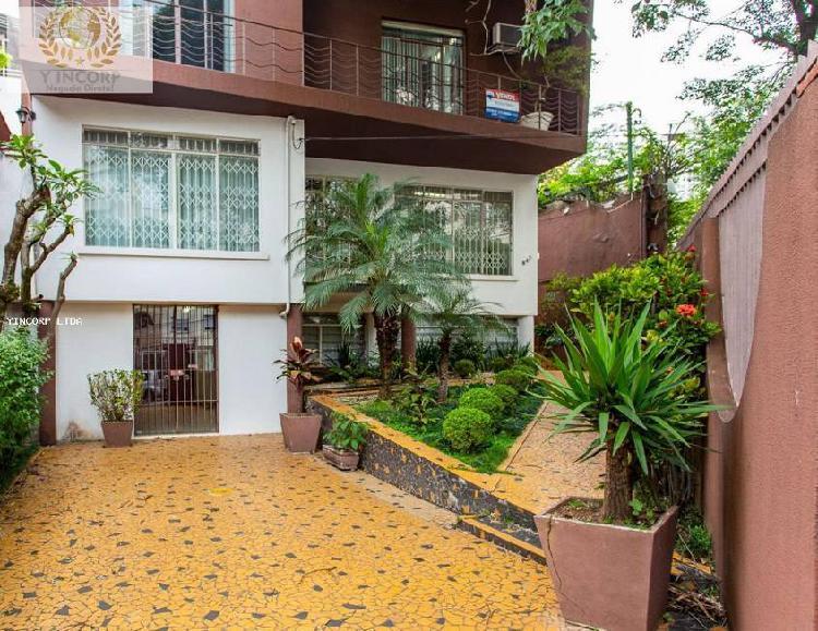 Casa para venda em são paulo, vila mariana, 4 dormitórios,