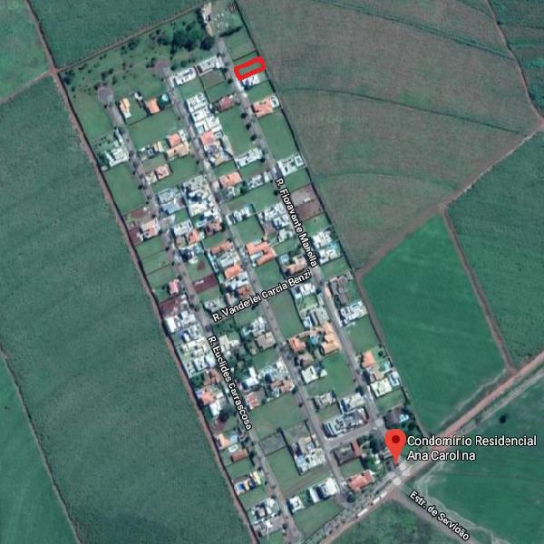 Lote/terreno para venda tem 491 metros quadrados em