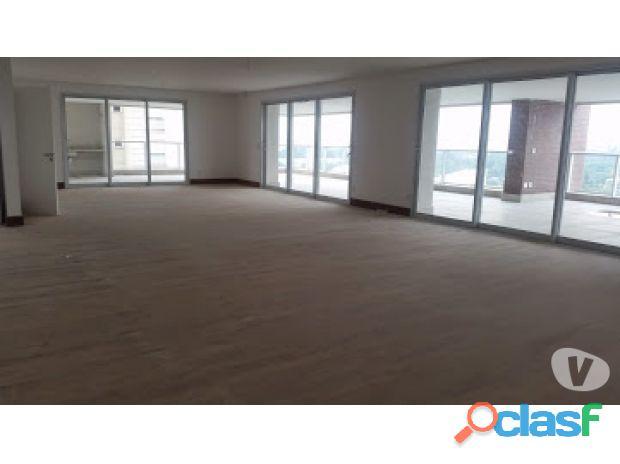 Apartamento De Alto Padrão Mansão Suspensa,Com 540 M² No Edifício Maison Victoria 4