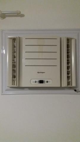 Ar condicionado springer 7500 btus com controle