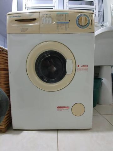 Maquina de lavar automagical eletrolux le750 front load