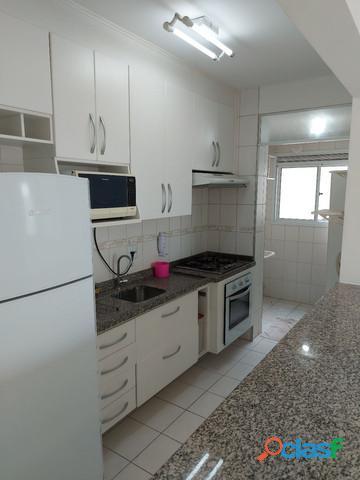Apartamento 3 dormitórios 62 m² no condomínio spazio dell arte, santo andré   bairro campestre.