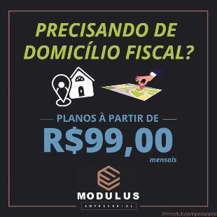 Domicílio fiscal para seu cnpj - r$ 99,00/mês