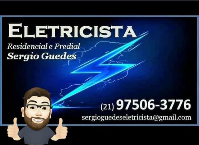 Eletricista serviços em geral