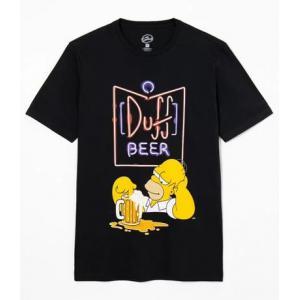 Primeira compra] camiseta manga curta estampa hommer