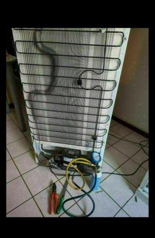 Técnico em geladeiras e máquinas de lavar