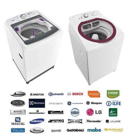 Técnico especializado em lavadoras