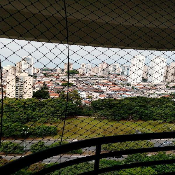 Vila monte alegre, redes de proteção na rua dos