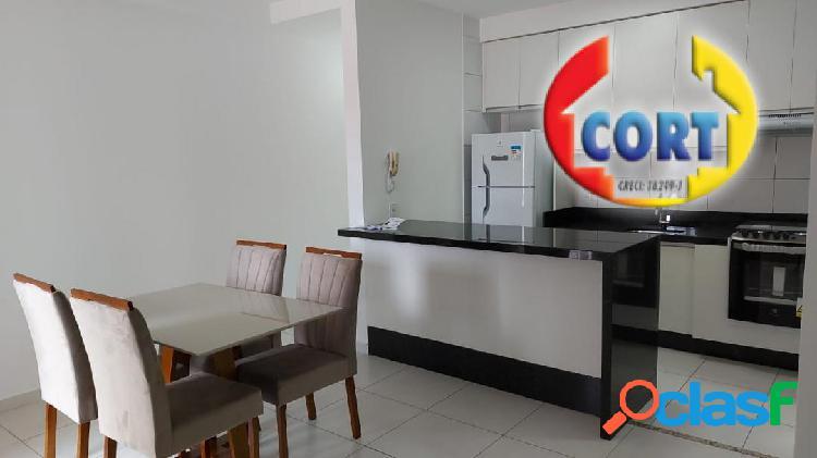 Apartamento mobiliado para venda e locação em arujá!!!