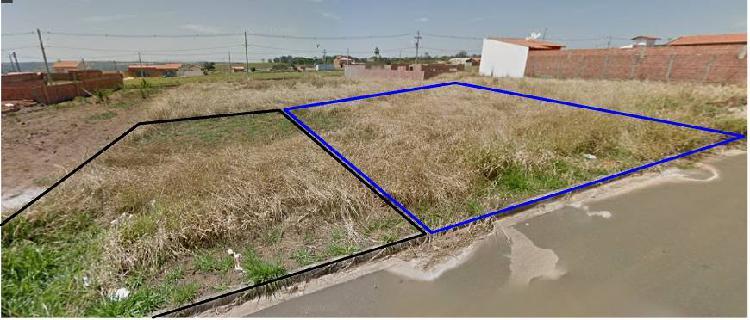 Lote/terreno para venda tem 250 metros quadrados em jardim