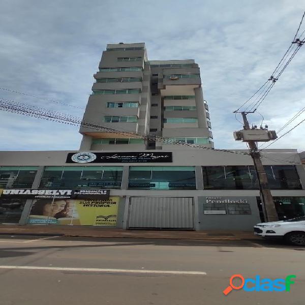 Apartamento residencial - centro - locação
