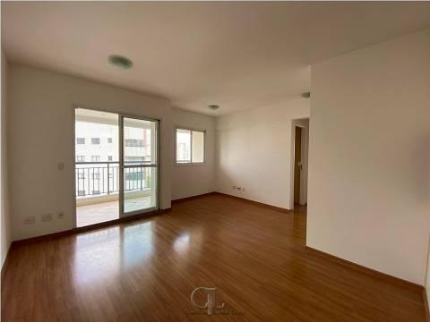 Apartamento em prédio novo com lazer de clube. com 70m2 e