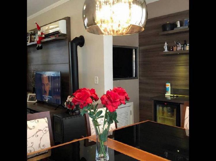 Apartamento 2 quartos mobiliado