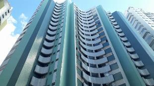 Cobertura duplex - novo centro