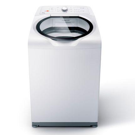 Lavadora de roupas brastemp bwh15ab top load 15 kg branco