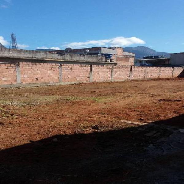 Terreno de 360 metros quadrados no bairro jardim nazareno