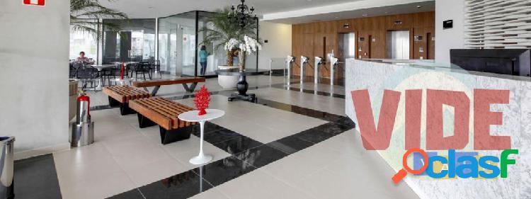 Taubaté: sala com 67 m², banheiro, 2 vagas, próxima do shopping