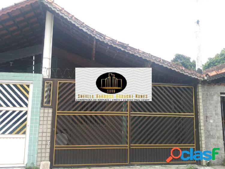 Casa com 2 dormitórios à venda, 70 m² - Jardim Imperado - Praia Grande/SP 2