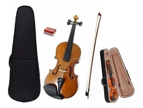 Violino 4/4 dominante orchestral ajustado pronto p/tocar