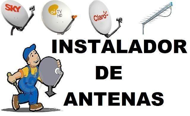 Antenas sky