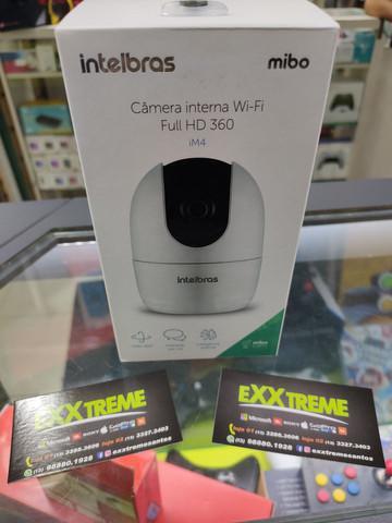 Camera ip 360 full hd intelbras im4