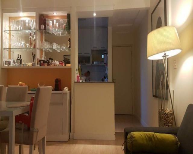 Apartamento 2 dormitórios 68 m² - residencial aquarius sjc