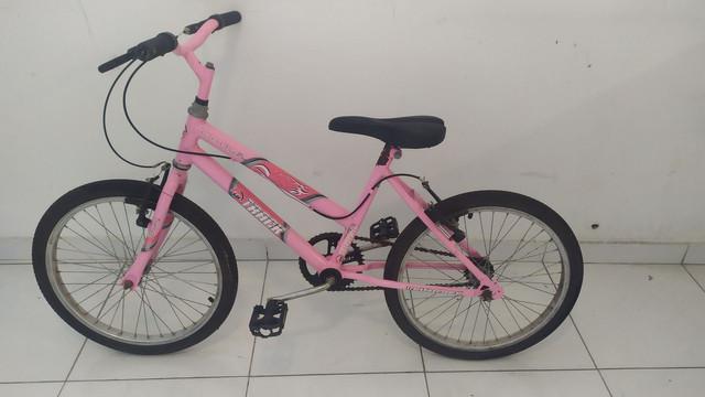 Bicicleta infantil trach em bom estado estou em osasco
