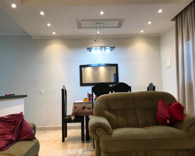 Casa 3 dormitórios 120 m² - villa branca jacareí