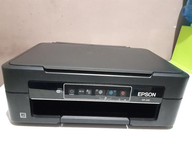 Impressora epson xp 241 multifuncional wireless