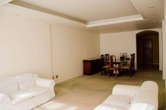 Lindo apartamento para locação 140 m², 3 dormitórios