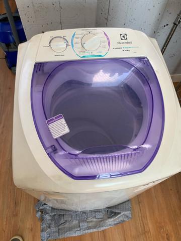 Máquina de lavar 6kg electrolux