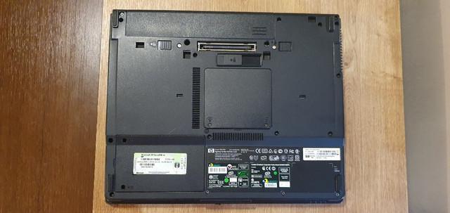 Notebook hp compaq nx6125 (com a tela quebrada)