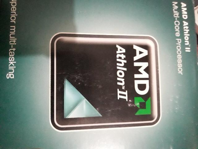 Processador athlon ii 2500