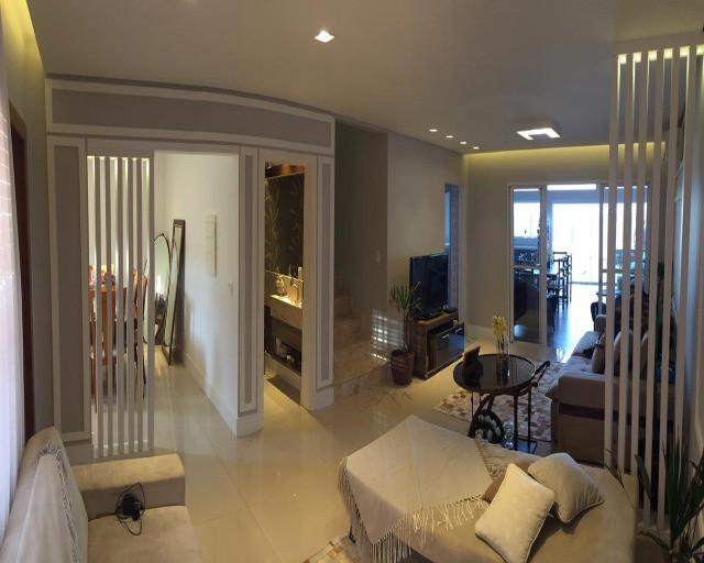 Venda - casa 4 dormitórios 190 m² condomínio fechado -