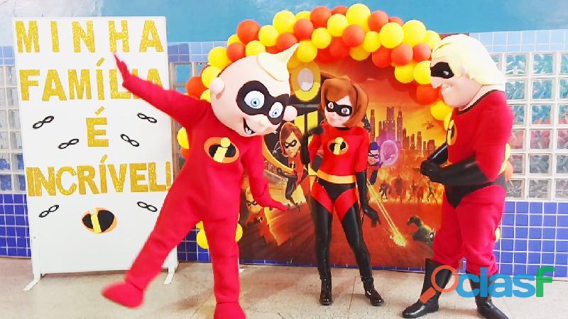 Evento escola colégio animação personagens vivos cosplay