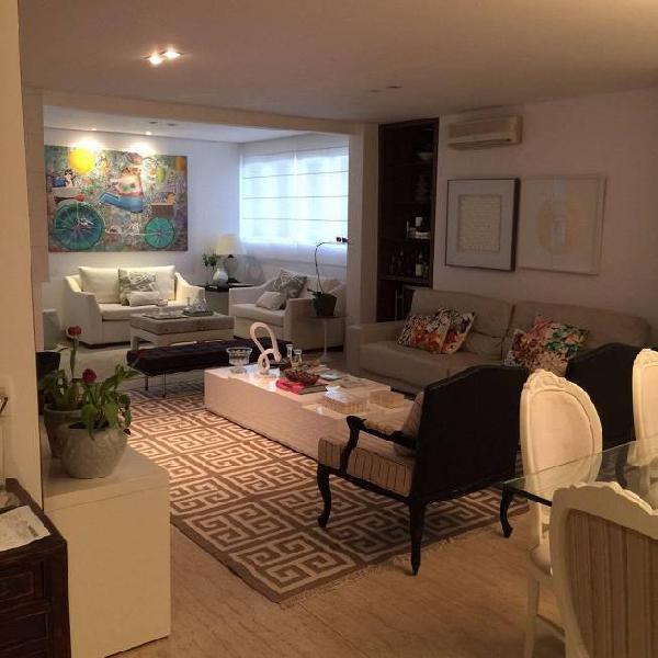 Apartamento de 238 metros quadrados no bairro jardim nova
