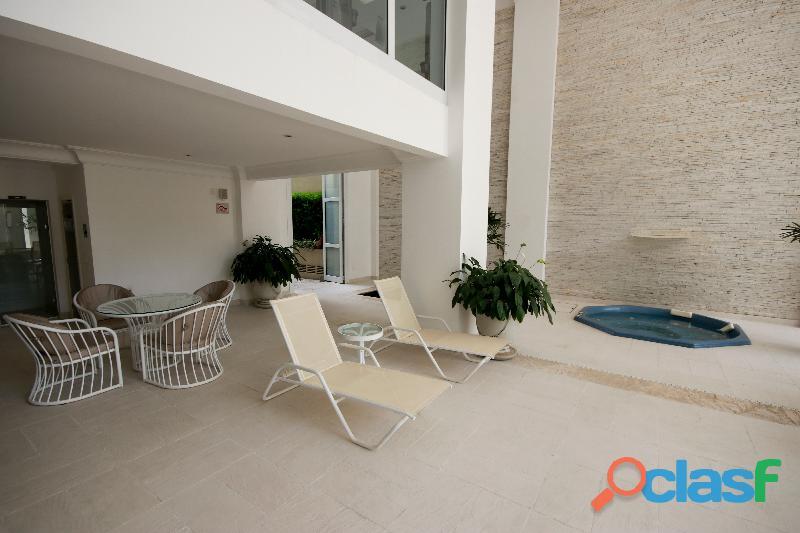 Apartamento de alto padrão mobiliado com 280 m² no edifício paris itaim 17