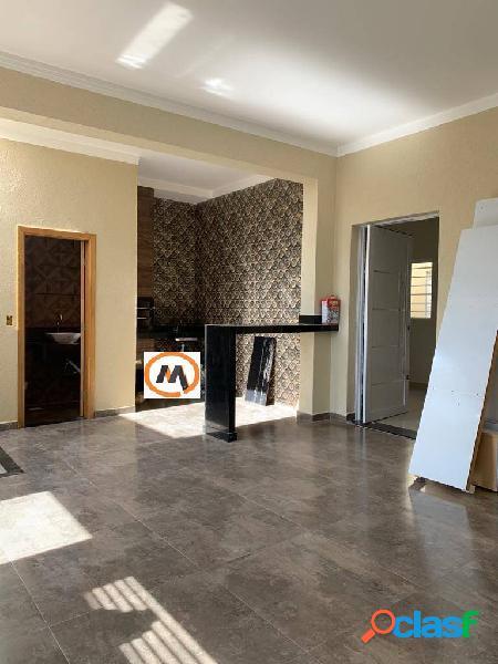 Casa 3 dormitórios - área gourmet