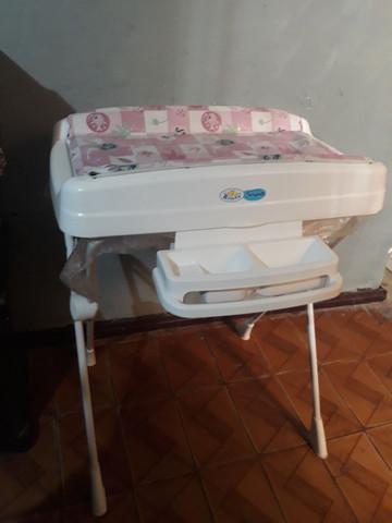 Banheira bebê menina....aceito cartão
