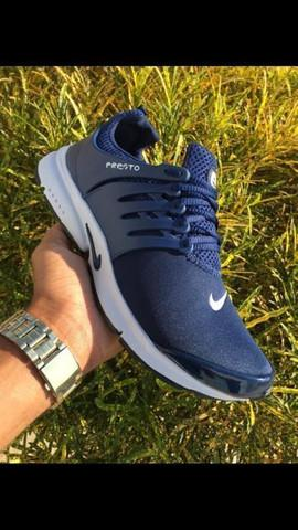 Nike presto várias cores