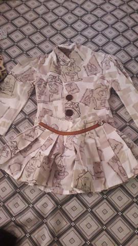 Roupa infantil menina