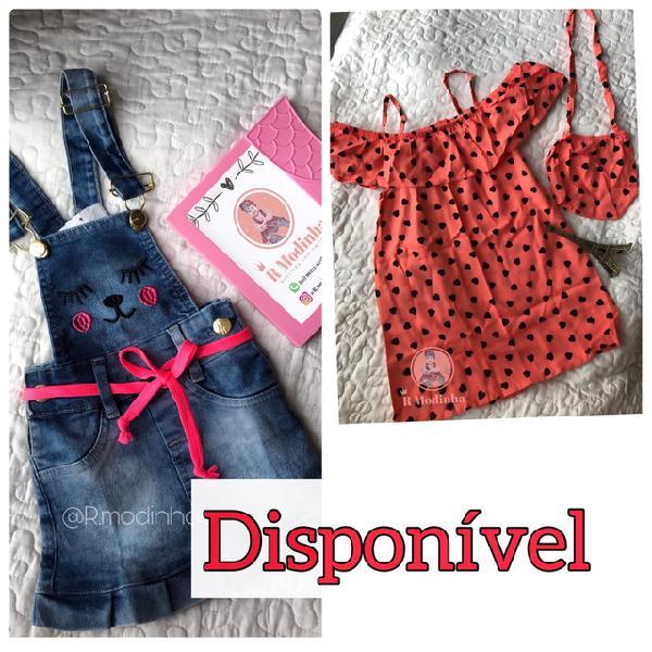 Roupa infantil / moda infantil