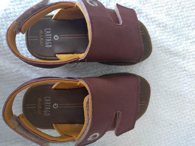 Sandália infantil cartago mini - camin anatômico masculino