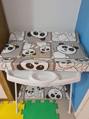 Suporte de banheira galzerano panda ?