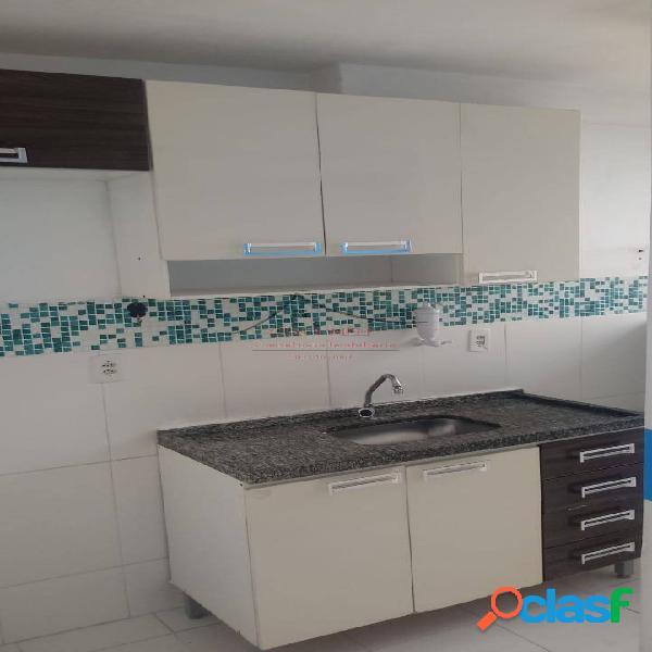 Apartamento no condominio san juliano - reformado pronto para morar c/ vaga